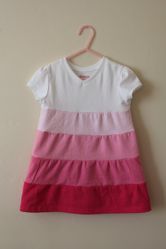 Сшить летнее платье своими руками из майки