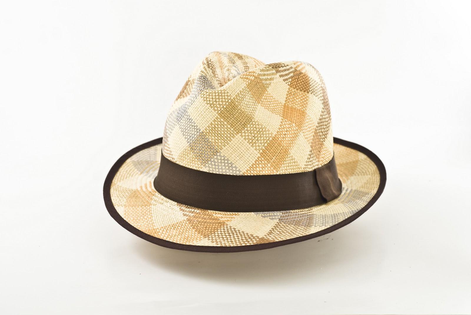ECUAPANAMAHAT Sombreros de Paja Toquilla