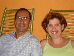 Pr. Nilson Lipes e Célia Regina