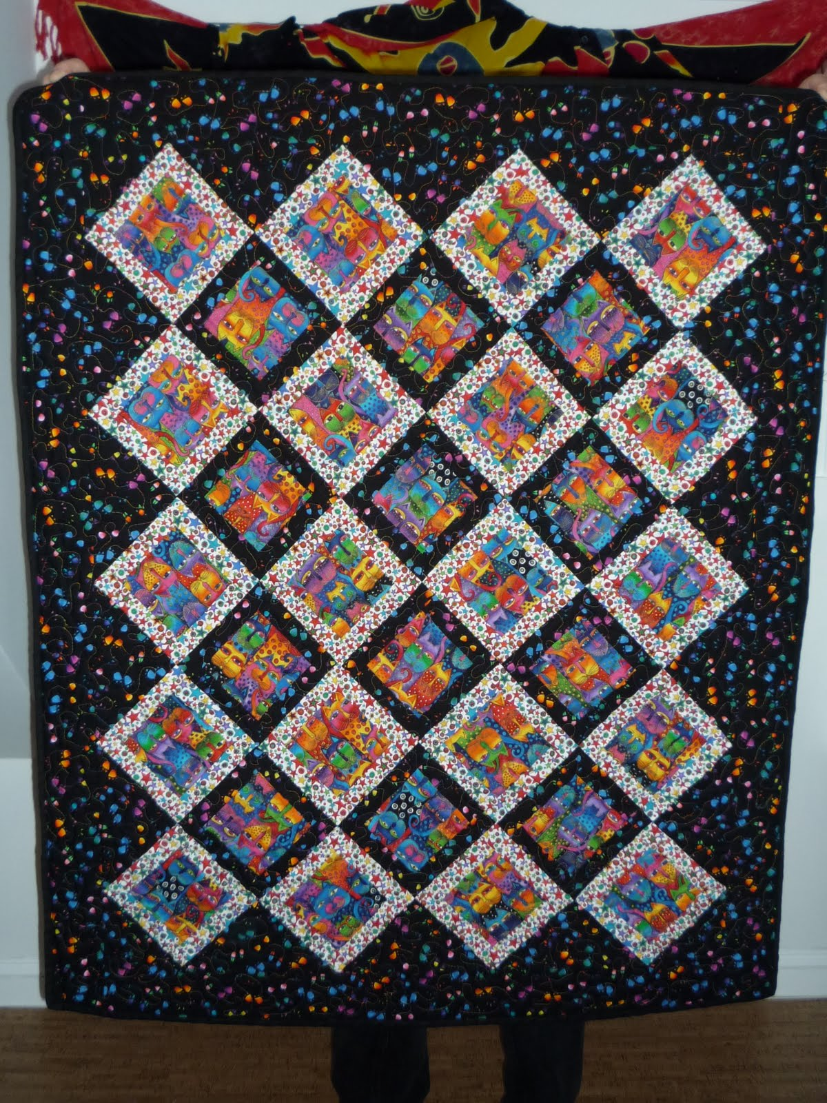 Quiltilicious a quilter 39 s journey quilts for kids for Spaceship quilt
