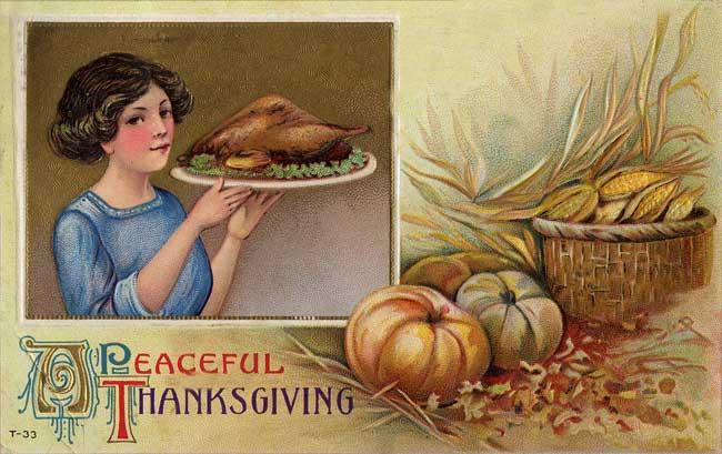 Happy Thanksgiving Clip Art=