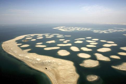 All About Middle East Gulf And Dubai Dubai The World