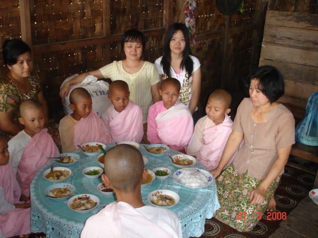 Dhammaramthi Nunnery School