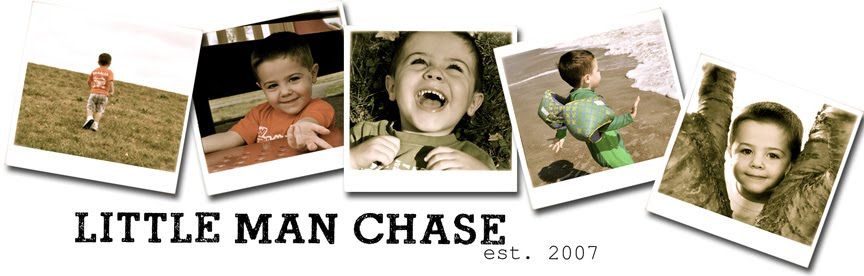 little man chase