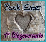 1º Blogoversario de Book Eater