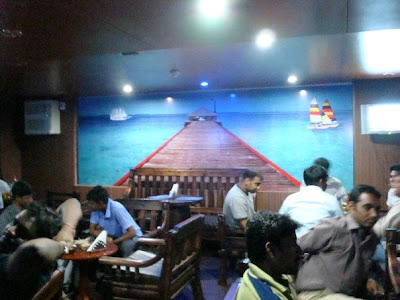 Pirate's Bar in Chennai
