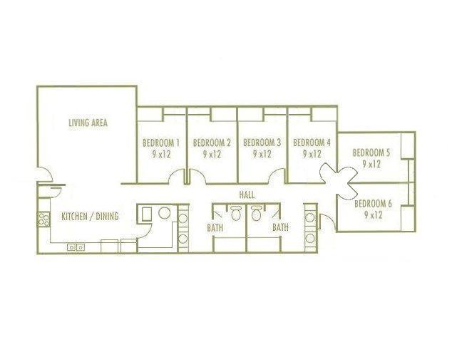 6 bedroom floor plans house plans 6 bedroom floor plan