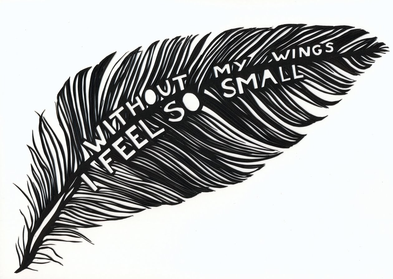 feel my wings: