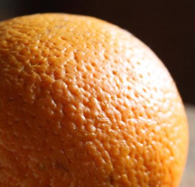 księżyc pomarańczowy