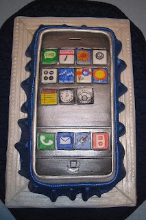 un an iPhone Apple