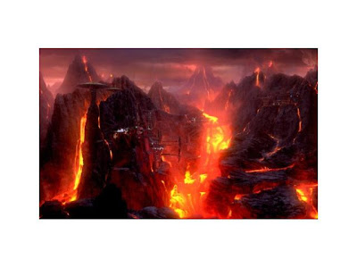 Vulcanii din Islanda si misterioasa Planeta a Zeilor (Nibiru, Eris)
