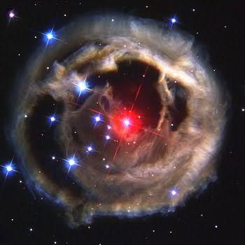 Supergiganta roşie V838 Monocerotis