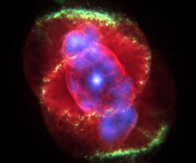 Nebuloasa Ochiul Pisicii