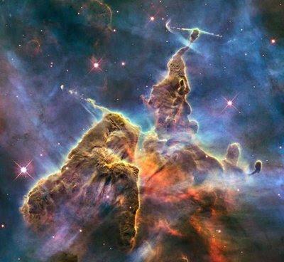 Steaua se află în galaxia noastră şi se numeşte Carina Nebula.