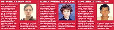 Copiii dispăruţi, o dramă ascunsă
