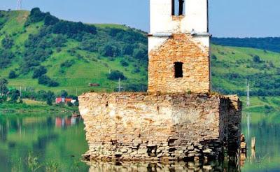 Lacul Miresei, Nimirceni, Câmpina, Paltinu, Razelm