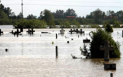 Inundatii in Polonia