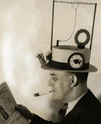 Radio hat (USA, 1931)