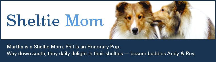 Sheltie Mom