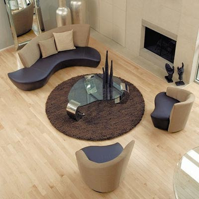 Modern furniture for Interior  home design