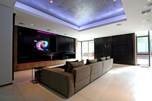 Interior Home Design: Luxury South African Johannesburg House ...
