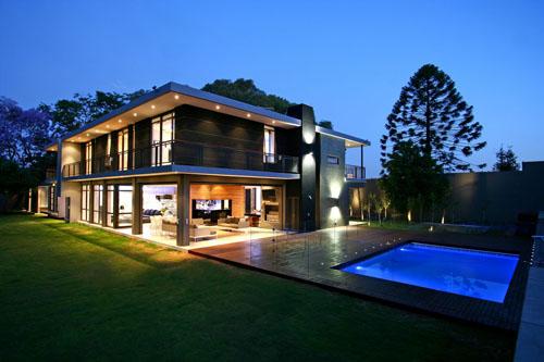 modern house: Luxury South African Johannesburg House Modern ... on modern houses in miami, modern houses in dubai, modern houses in africa, modern houses in kampala, modern houses in nairobi,