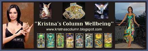 """""""Kristna's Column Wellbeing"""""""