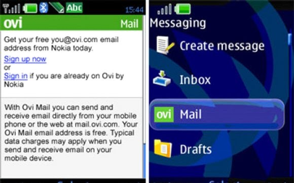 how to set up mailbox on phone