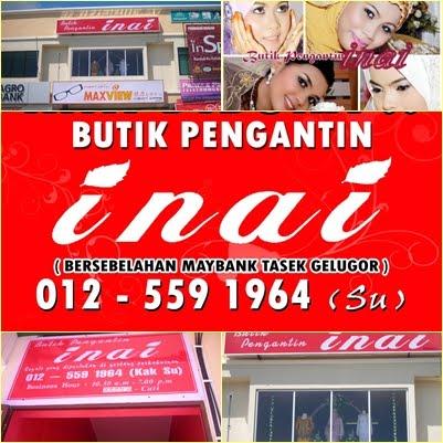 butik pengantin inai 012 5591964