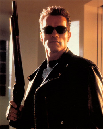 The Terminator from Terminator 2: Judgment Day