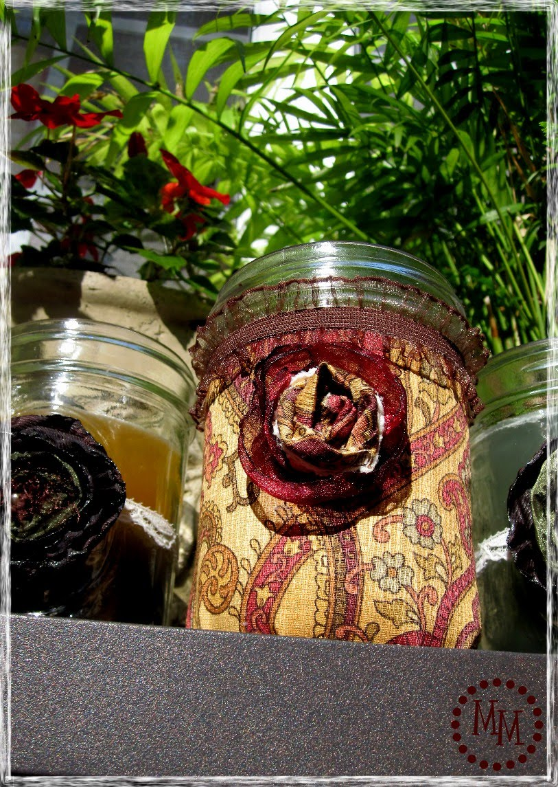 decorative citronella candles the scrap shoppe