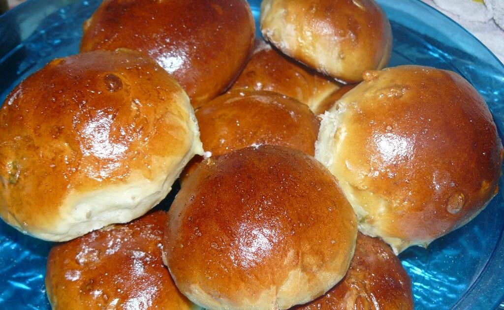 Сдобные булочки из кефира дрожжевого теста рецепты