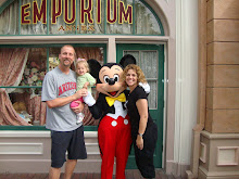 My 2nd birthday in Disneyland, March 2010