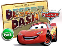 Play Lightning McQueen Desert Dash Game
