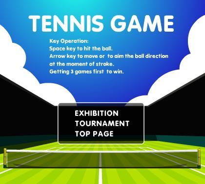 Tennis Games Online Free