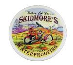 Skidmore's Biker Edition Leather Waterproofing Cream