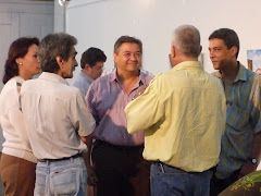 apertura Exposición Guillermo Santamaría