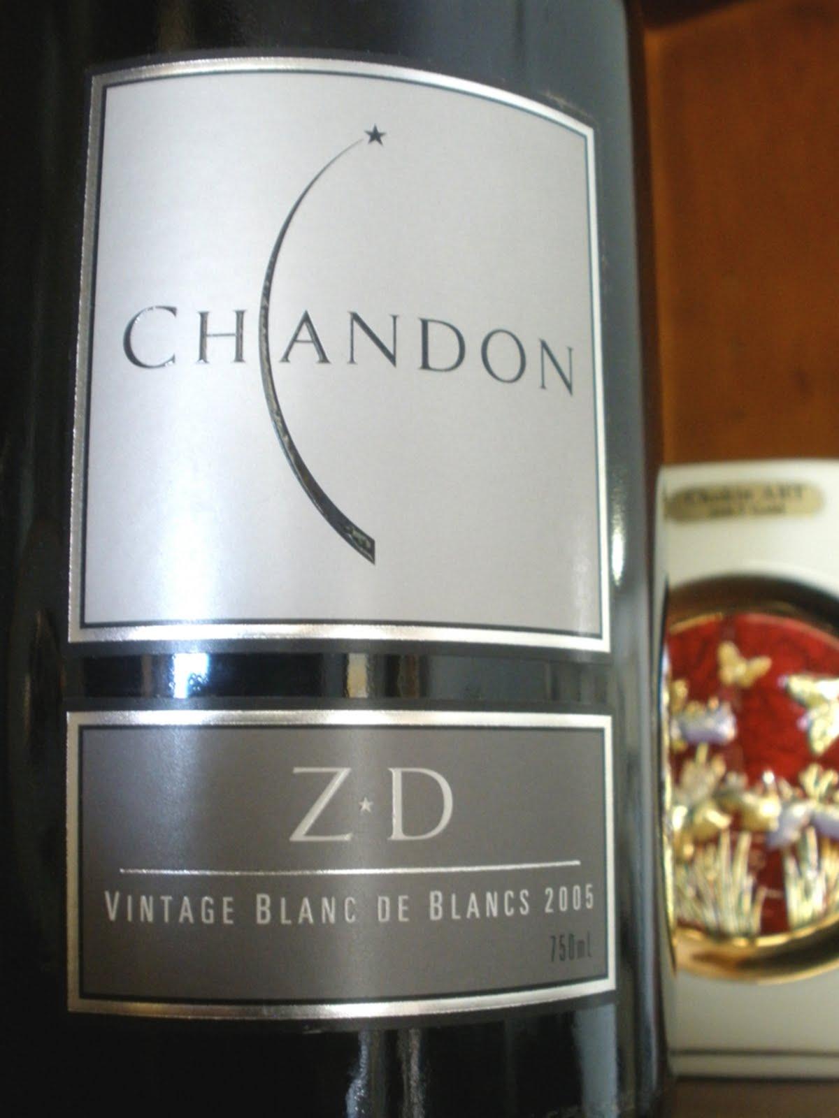 chandon vintage 2005