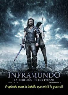 Inframundo 3: La Rebelion De Los Lycans (2009) – Latino