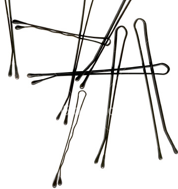 bobby pin hairstyles. Picture of Hairstyle Bobby