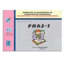PHAS (Programa de Habilidades de Segmentación fonológica)
