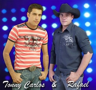 Tonny Carlos e Rafael