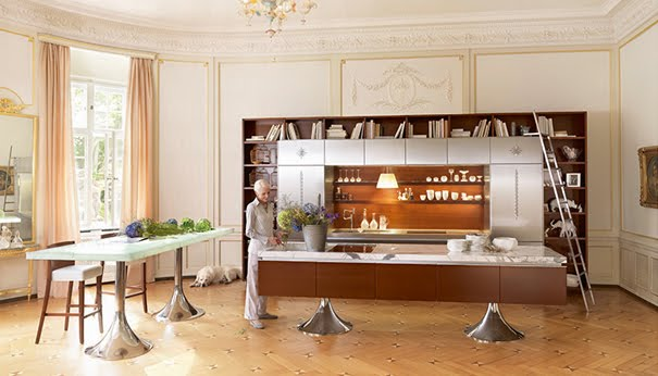 kitchen concepts - Philippe Starck Kitchen