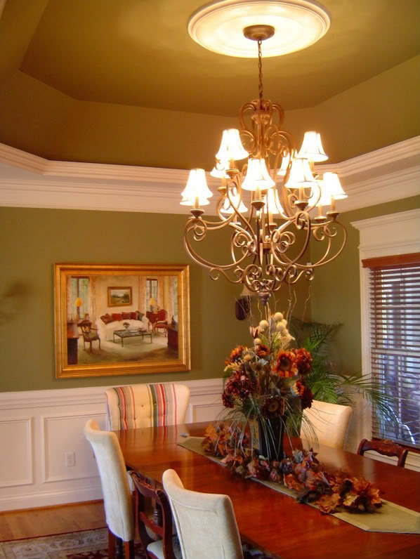 Serenity In Design Painted Ceilings