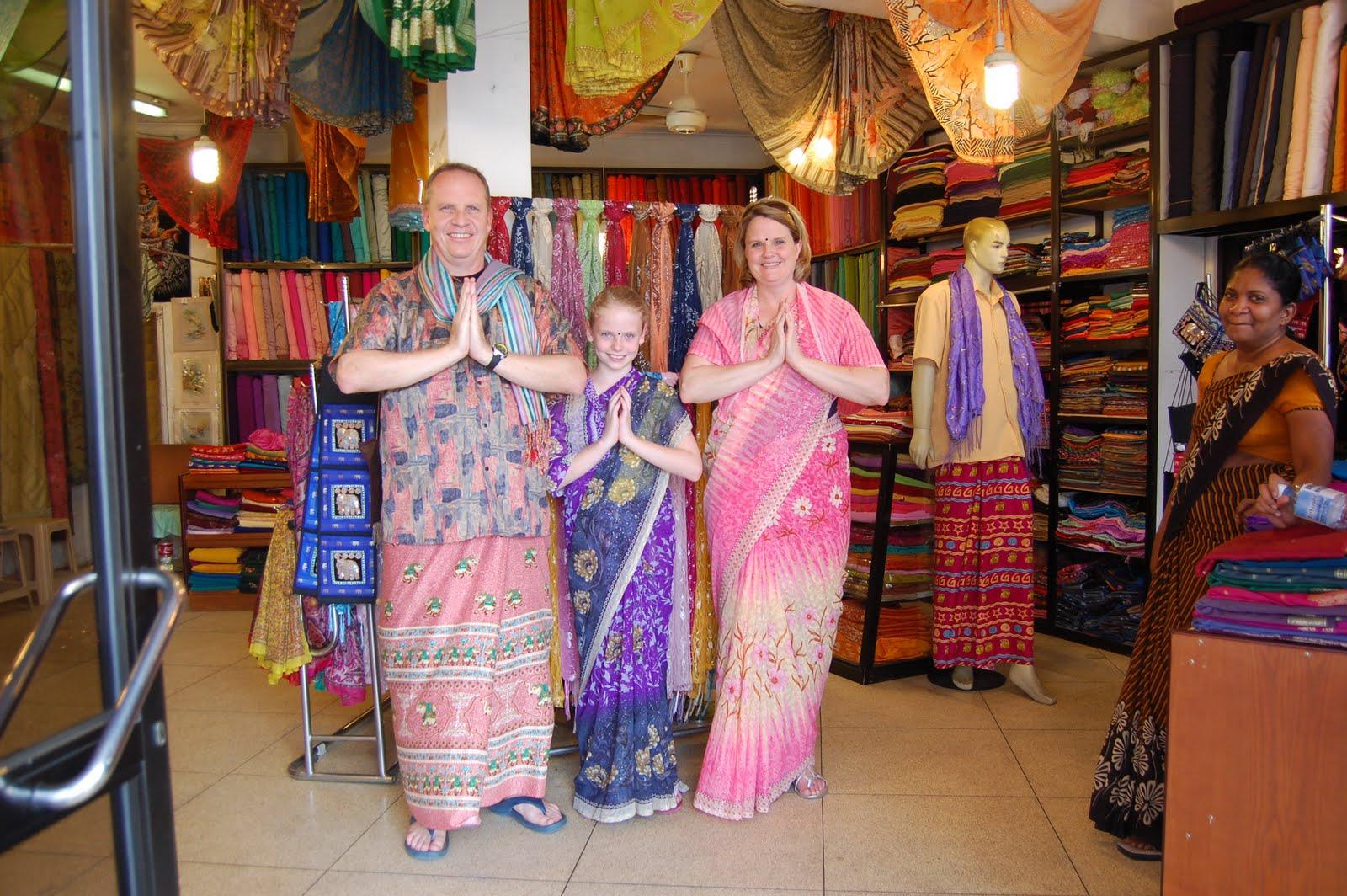 Sri lanka clothing online