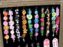 Enamel Flower Bracelets