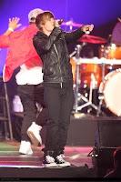 Justin Bieber Pictures in Atlantis Live Concert