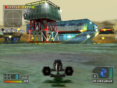 Twisted Metal 4   Portable 19MB