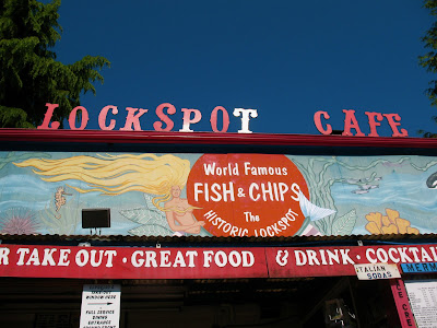 the lockspot cafe, ballard, seattle