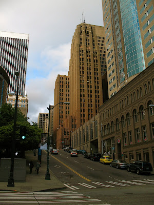 Seattle Tower from 2nd Ave